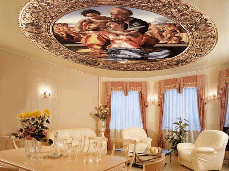 Что такое печатный потолок?